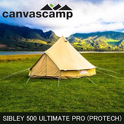 (キャンバスキャンプ)CanvasCamp テント SIBLEY 500 ULTIMATE PRO (PROTECH) ccamp-002