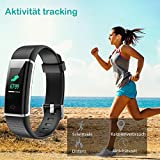 Immagine 1 yamay braccialetto fitness impermeabile ip68