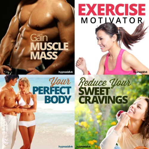 Gym Body Hypnosis Bundle cover art
