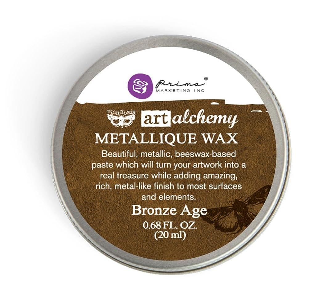 Prima Marketing Art Alchemy-Metallique Wax-Bronze Age