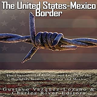 The United States-Mexico Border cover art