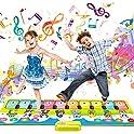 Swangnic Musical Piano Dance Mat for Kids