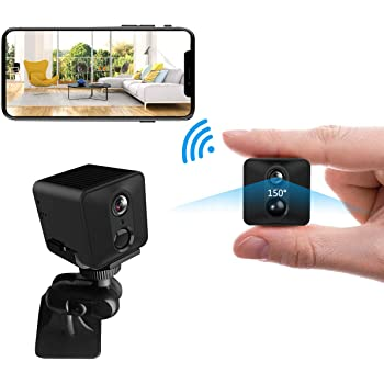HD 1080P Spy Hidden Camera Motion Detection Video Recorder Security Camcorder