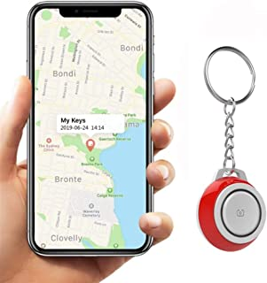 $40 » Auoeer Key Finder, Mini Bluetooth Tracker Devices, Anti-Lost Chip, GPS Remote Controls, Item Finder Smart Tracker, Phone L...