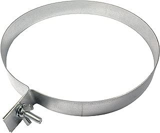 Duct Hanger, Round, 6 In, 20 Gauge Steel