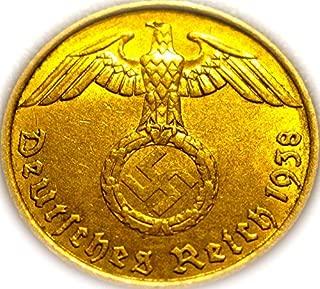 German Third Reich - 1937-1939 5 Reichspfennig Coin