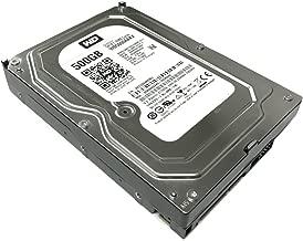 Western Digital Caviar Blue WD5000AAKX 500GB 7200RPM 16MB Cache SATA 6.0Gb/s 3.5in Internal Hard Drive (Renewed) - w/ 1 Year Warranty