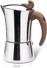 Koffie POSTAINLESS Steel Latte Moka Koffiezetapparaat Thuiskantoor beschikbaar