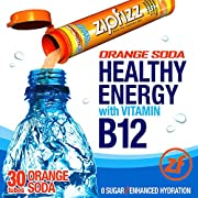 Zipfizz Healthy Energy Drink Mix, 30 Tubes