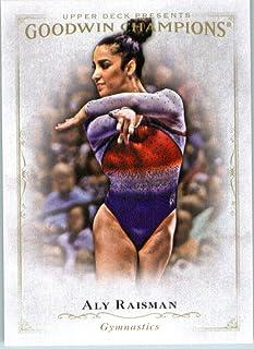d6704f65cf Amazon.com  Gymnastics - Trading Cards   Sports  Collectibles   Fine Art