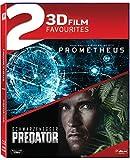 3D Collection - 2 Movies: Prometheus (Blu-ray 3D) + Predator (Blu-ray 3D)