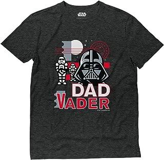 Star Wars Darth Vader Father Shirt Official Galactic Empire Dad Vader T-Shirt