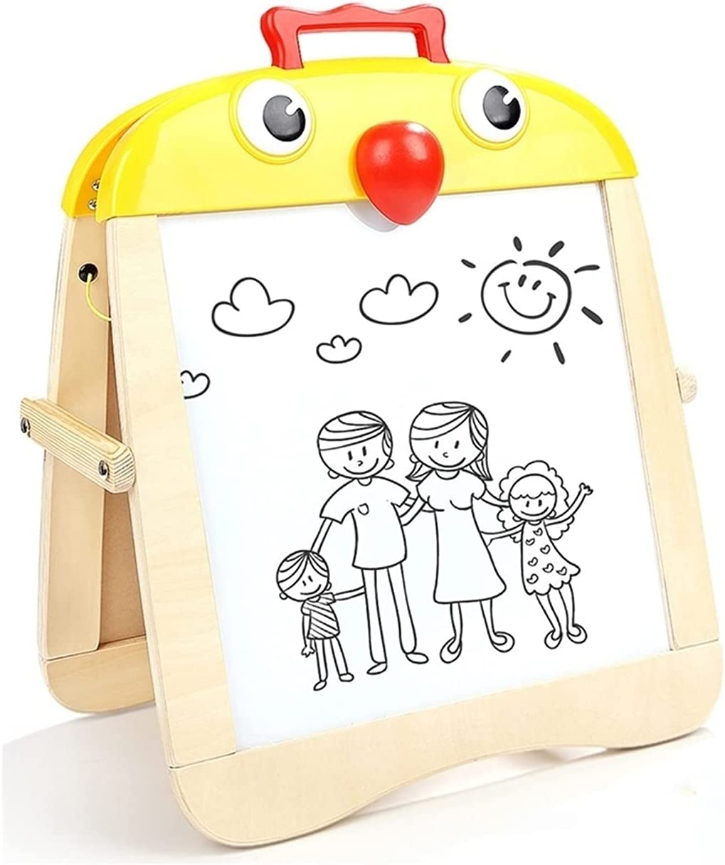 LICHUAN Wooden Art Kid's Easel White Kids In a popularity Sided for Japan Maker New Double