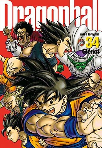 Dragon Ball perfect edition - Tome 34