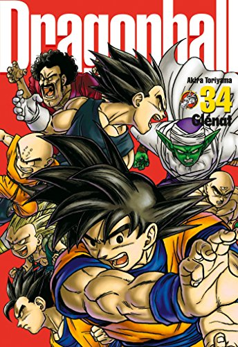 Dragon Ball perfect edition - Tome 34 : Perfect Edition