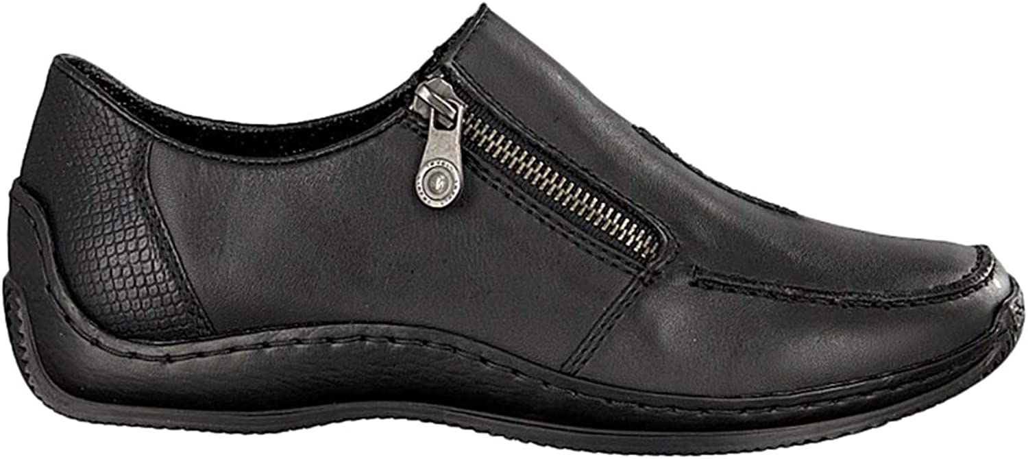 Rieker Womens Celia L1780 Leather shoes