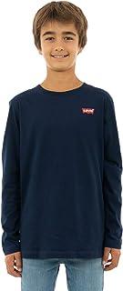 Camiseta Levis Spine Marino Niño