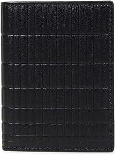 コムデギャルソン COMME des GARCONS 財布 二つ折り 本革 BRICK LINE WALLET SA0641BK ブラック [並行輸入品]