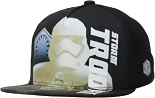 Star Wars Boys' Episode 7 Storm Trooper Baseball Cap