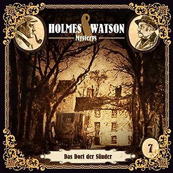 Holmes & Watson Mysterys Teil 7 - Das Dorf der Sünder