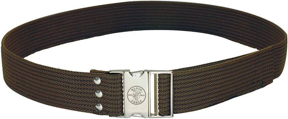 Klein Tools 5225 Tool Belt Max 53% OFF Electrician 2-Inc is Adjustable Mail order