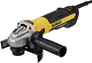 DEWALT Angle Grinder, Small, 5 to 6-Inch, Variable Speed, Tool Only (DWE43240INOX)