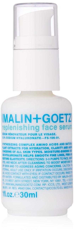 これらシンポジウム盟主MALIN+GOETZ Replenishing Face Serum 30ml/1oz並行輸入品