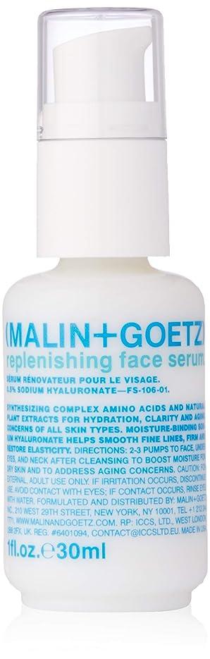中世のアジア人りMALIN+GOETZ Replenishing Face Serum 30ml/1oz並行輸入品