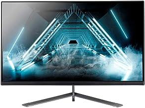 Monoprice 27in Zero-G Gaming Monitor – 16:9, WQHD, 2560x1440p, 144Hz, 1ms, FreeSync, HDR Support, 400nits, HDMI, DisplayPo...
