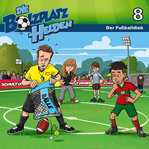 Der Fußballdieb cover art