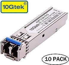 1.25Gb//s SMF 1310nm 6COM para D-LINK DEM-310GT Transceptor Gigabit SFP 10km
