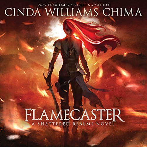 Flamecaster Audiobook By Cinda Williams Chima cover art