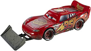 Disney Pixar Cars Lightning McQueen with Shovel Die-cast Vehicle