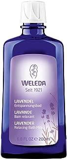Weleda Lavender Relaxing Bath Milk, 200 Milliliter