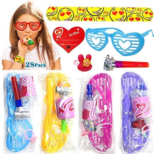 28pcs Valentines Day Novelty Toy Pack