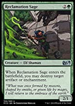 Magic: the Gathering - Reclamation Sage (194/269) - Magic 2015 - Foil