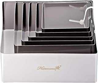 Harmony Set of 6 Cookie Cutter, Grey