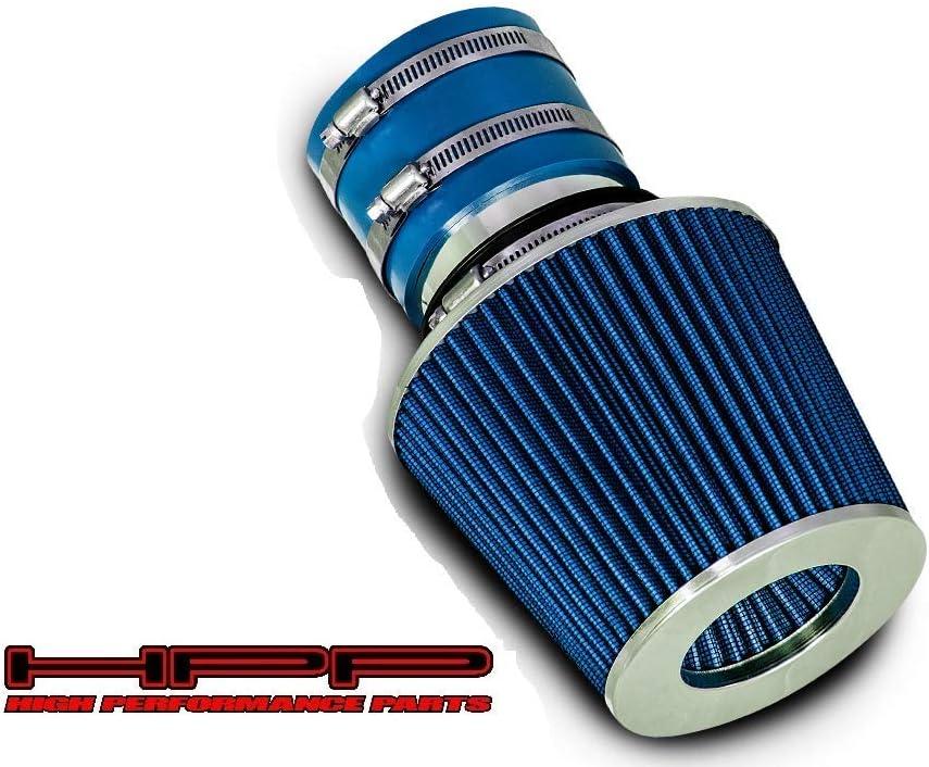 High Performance Parts Short Ram Air SEAL限定商品 Filter Intake Kit 超激得SALE Blue Co