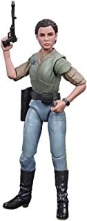 Star Wars The Black Series Princess Leia Organa (Endor) Toy 6-Inch Scale Star Wars: Return of the Jedi Collectible Figure,...