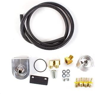 14-20 Polaris RANRZR1000XE: HMF Polaris Oil Filter Relocation Kit