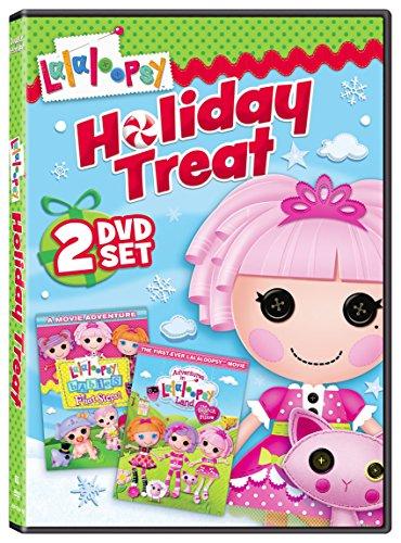 Lalaloopsy Holiday Treat (2 Dvd) [Edizione: Stati Uniti] [Italia]