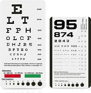 Best pocket eye chart rosenbaum Reviews