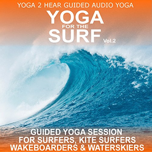 Yoga for the Surf, Vol. 2 audiobook cover art