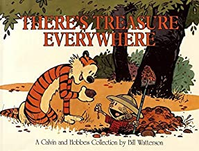 There's Treasure Everywhere--A Calvin and Hobbes Collection by Bill Watterson (1996-03-01)