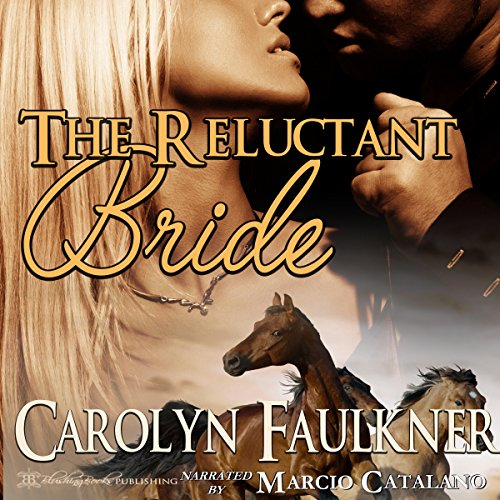 The Reluctant Bride audiobook cover art