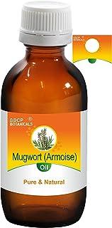 SSCP Botanicals Mugwort (Armoise) Pure & Natural Essential Oil (Artemisia vulgaris) (1000 ml (33.80 Oz) Aluminium Bottle)