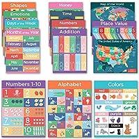 教室用ポスター - 幼児期パック (12パック)