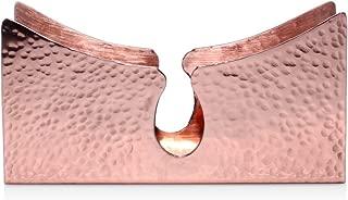 Best hammered copper napkin holder Reviews