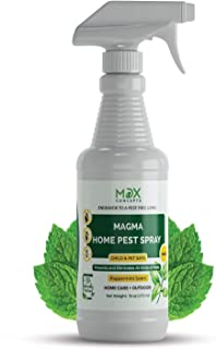 mdxconcepts Organic Home Pest Control Spray – Kills & Repels, Ants, Roaches,..