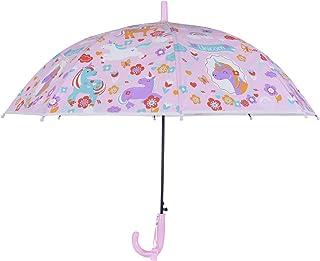 2e43a0e80 Smartcraft Kids Unicorn Umbrella, Umbrellas for Rain, Wind & Sun , Magical  Unicorn Theme